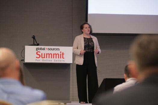 Samantha Rosenbaum - Global Sources Summit