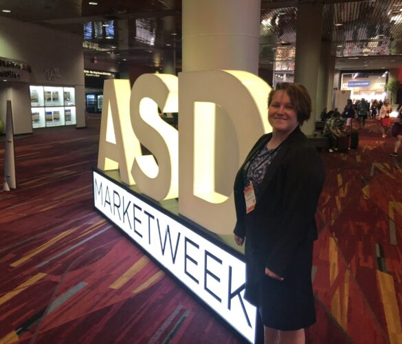 Sam Rosenbaum at ASD Market Week Las Vegas